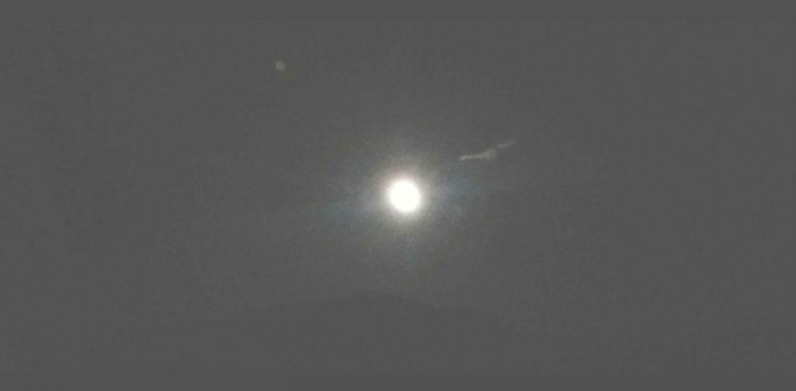 UFO oggetto non identificato