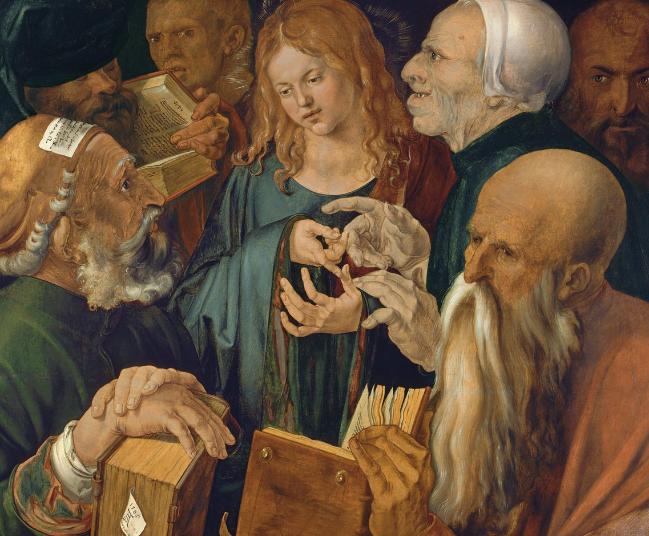 Cristo dodicenne tra i dottori