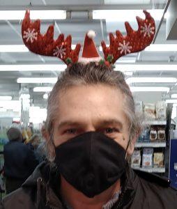 Gus Costa natalizio