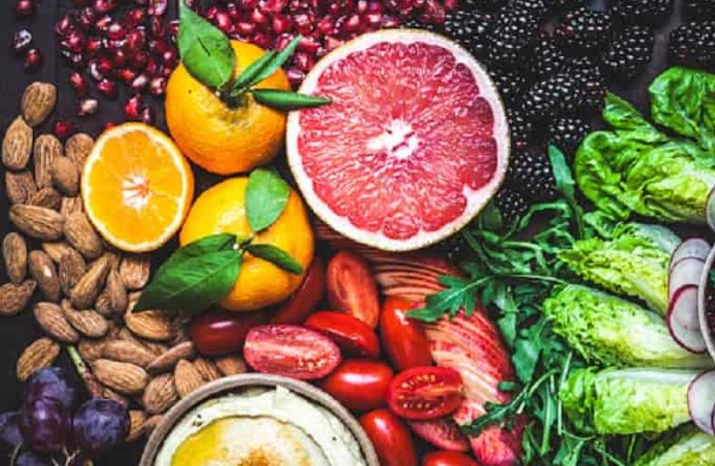 frutta verdura alimentazione