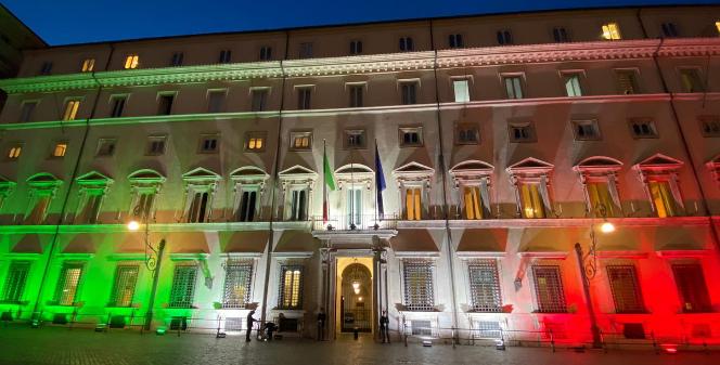 Palazzo Chigi crisi di governo