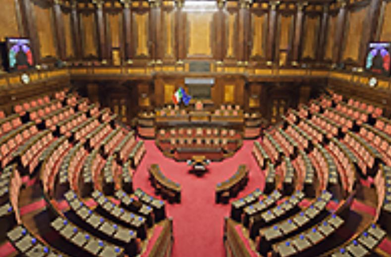 Senato crisi governo fiducia