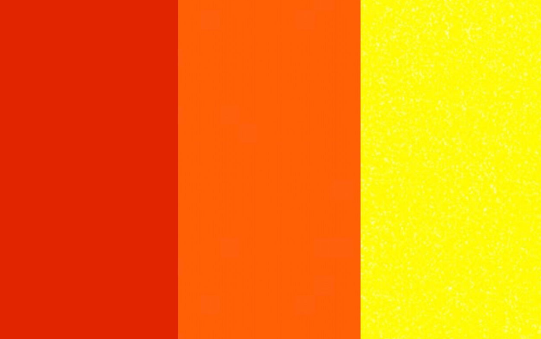 zona rosa gialla arancione allarme rosso